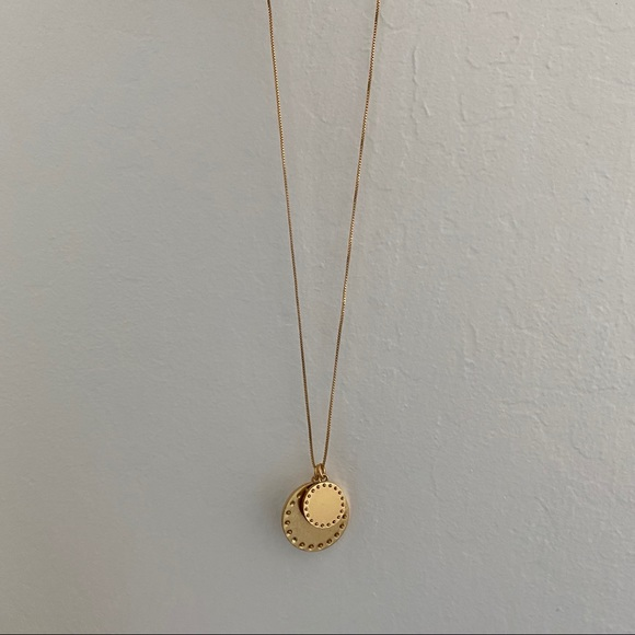 Madewell necklace pendant necklaces